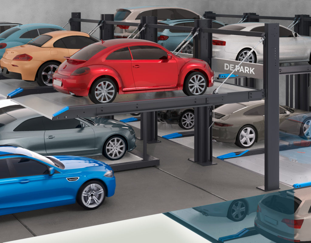 Importance of Car parking guidance system